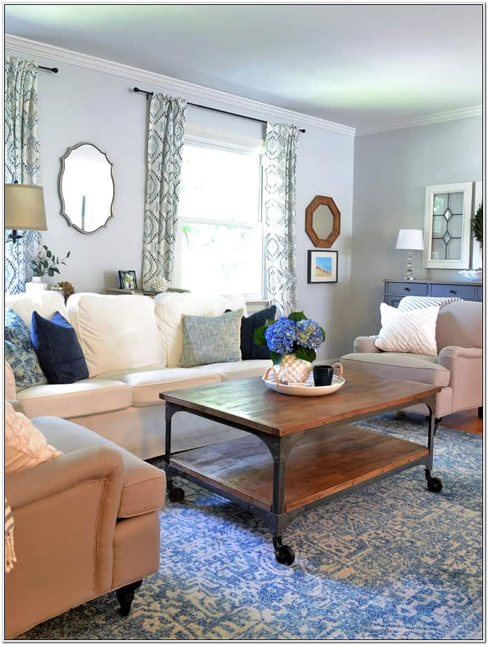 Updated Living Room Ideas