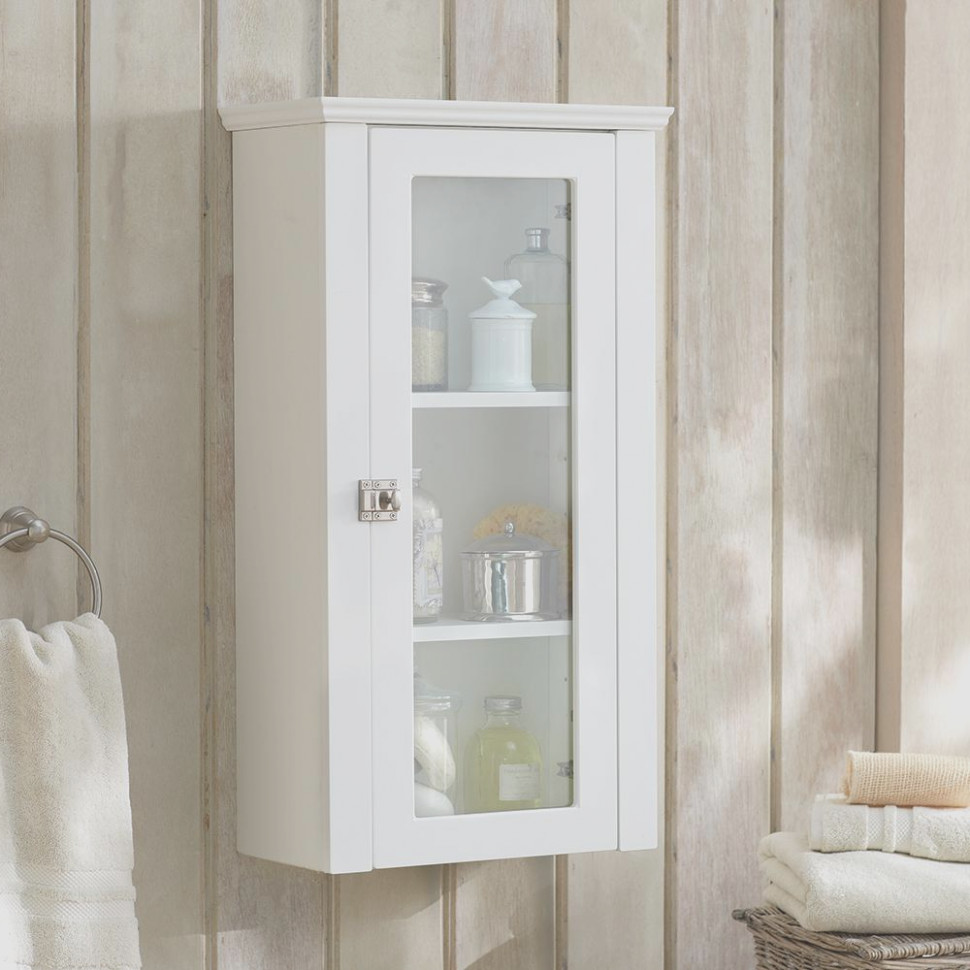 1 Inch Wide Bathroom Wall Cabinet