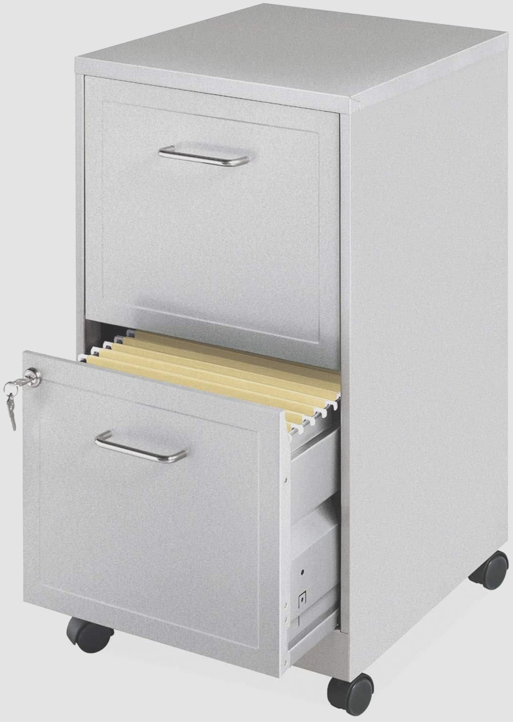 1 Drawer Mobile File Cabinet