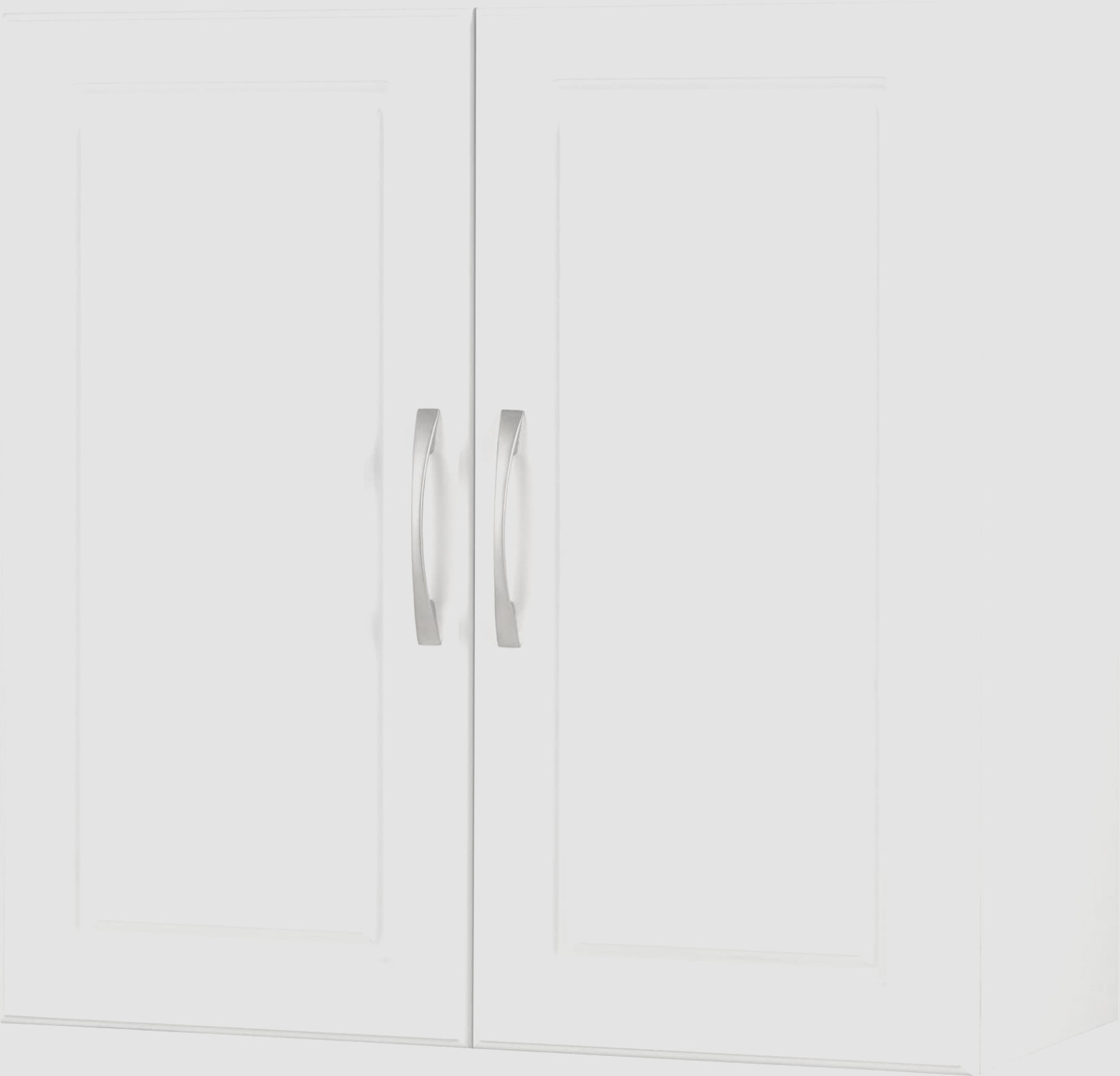 1 Inch White Cabinet