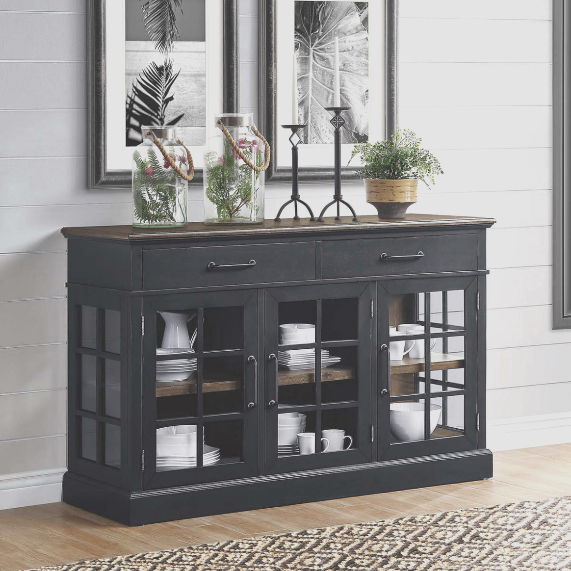 1 Inch Accent Cabinet