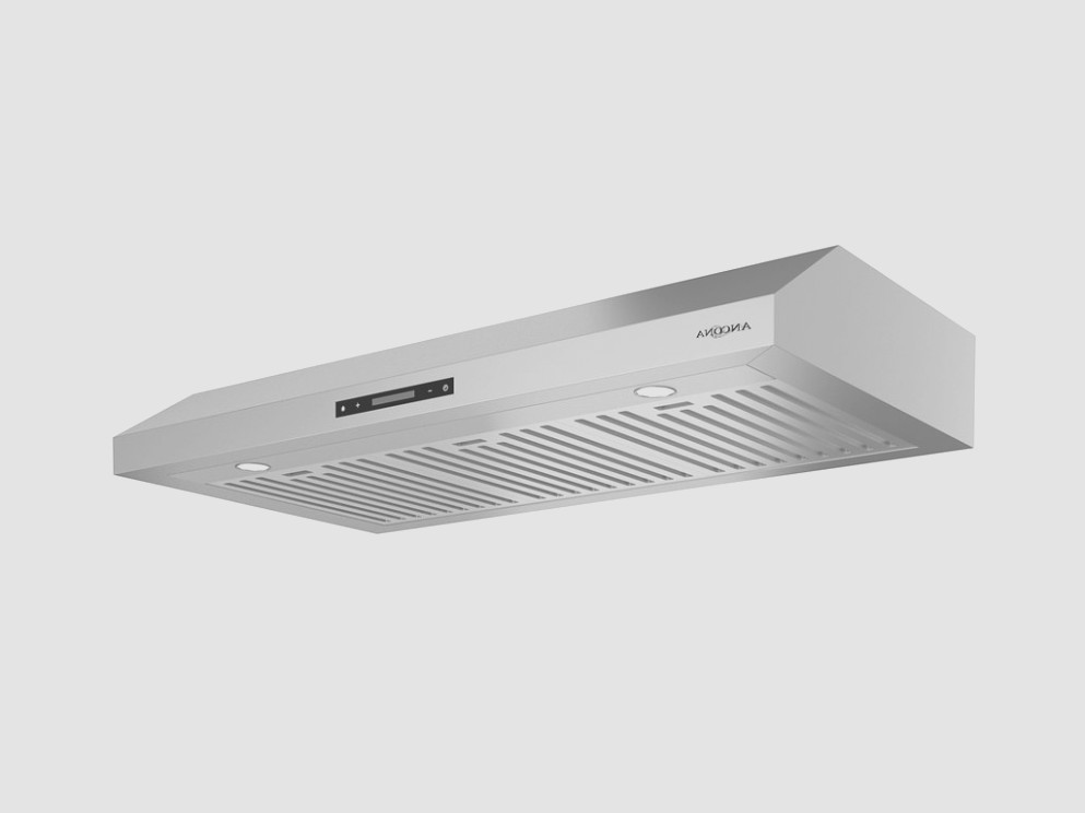Ancona Slim Elite Under Cabinet Range Hood