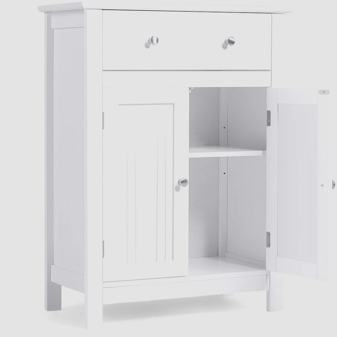 Bathroom Standing Storage Cabinets