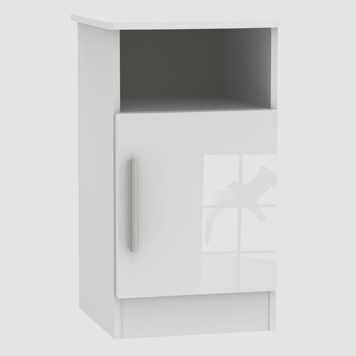 Bedside Cabinet With Door