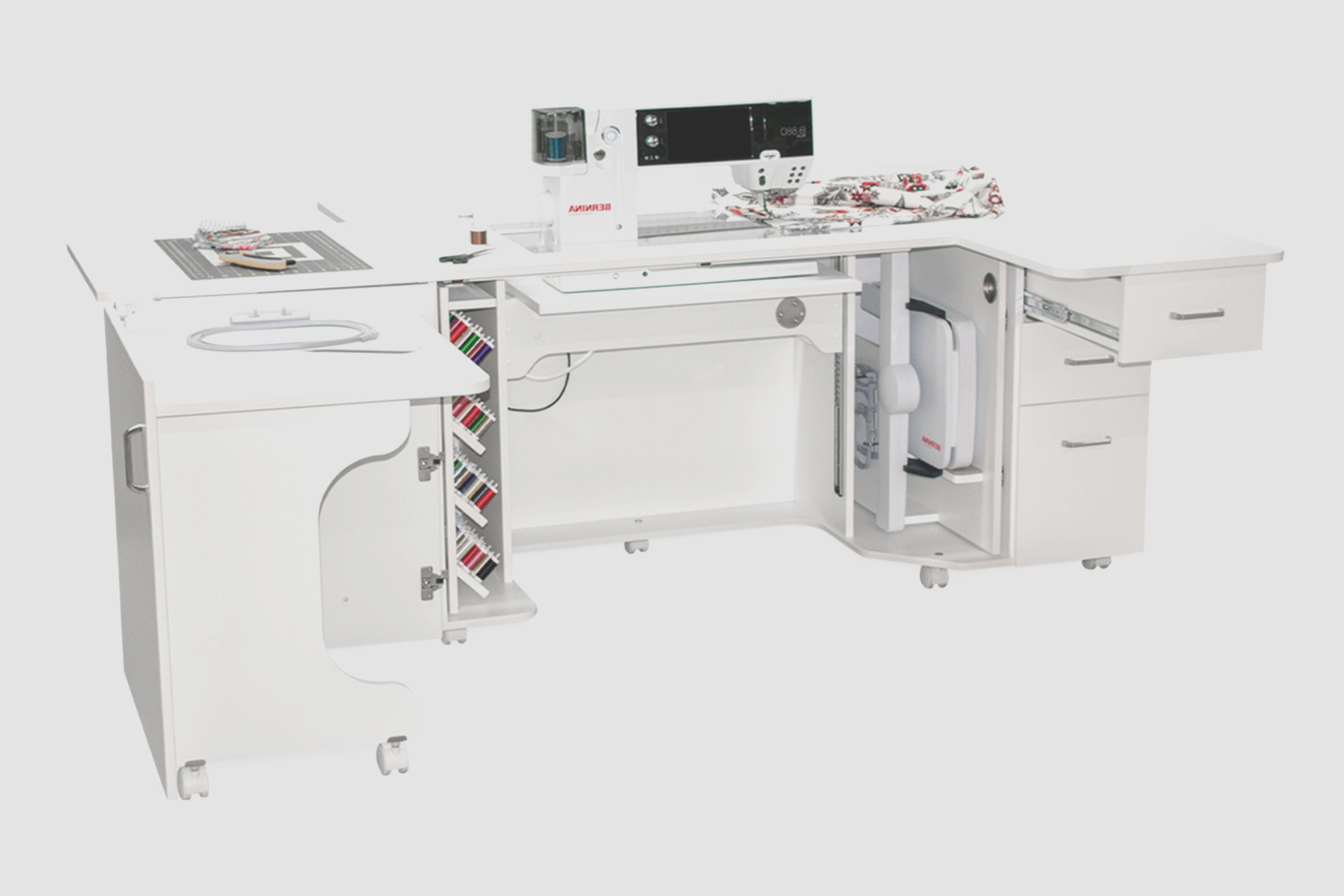 Bernina Sewing Cabinet for Sale