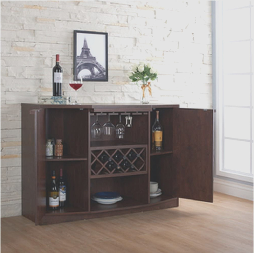 Buffet Cabinet With Wine Storage