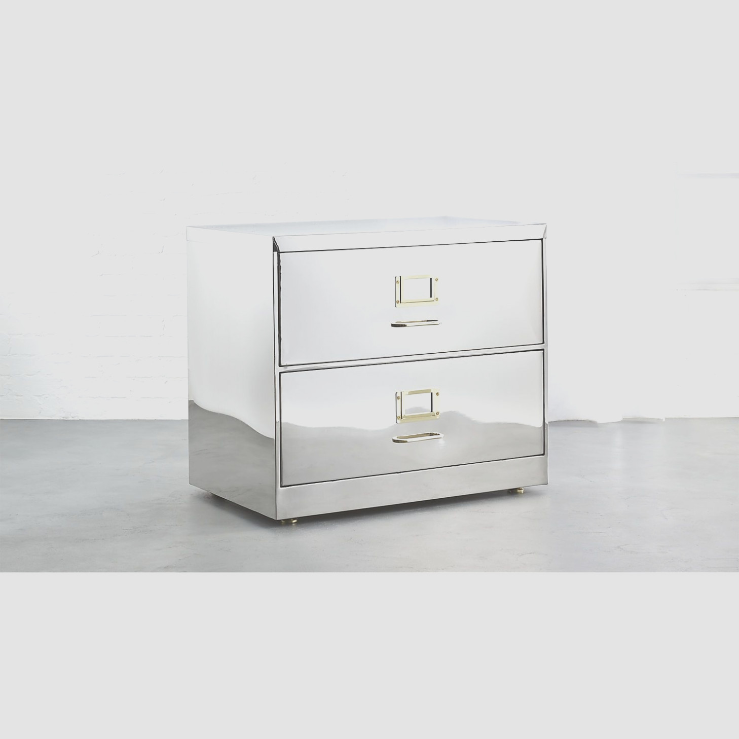 Cb1 Stainless Steel File Cabinet