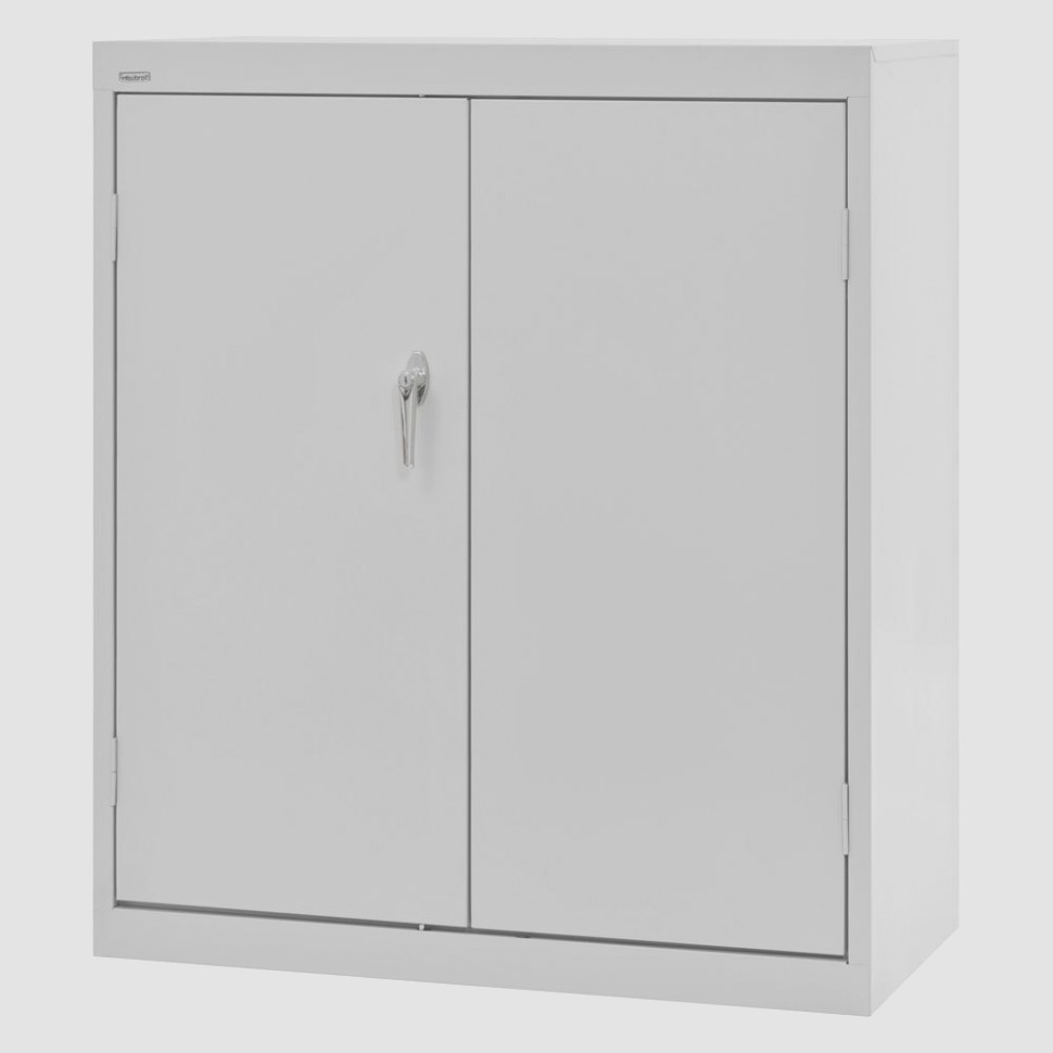 Counter Height Storage Cabinet
