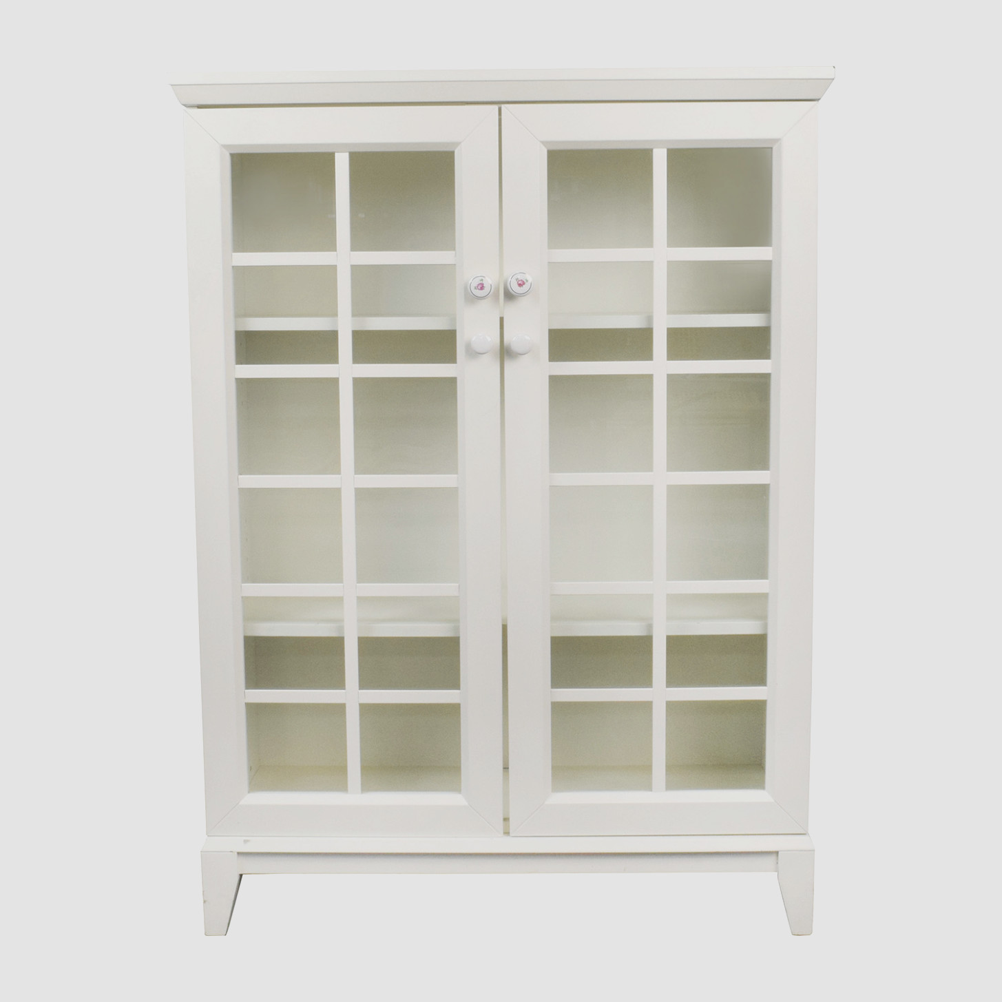 Crate and Barrel China Cabinet