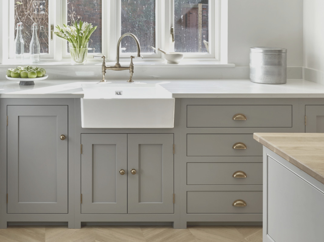 Cup Style Cabinet Pulls
