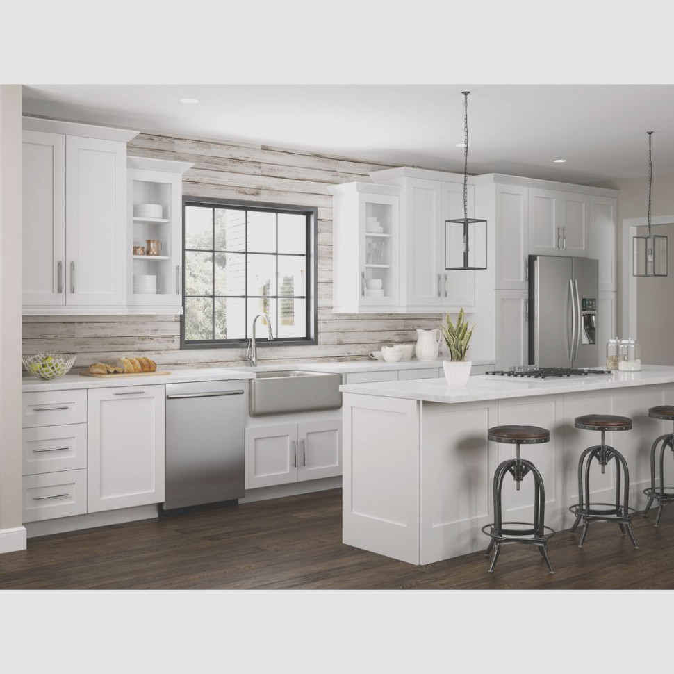 Decorators White Kitchen Cabinets