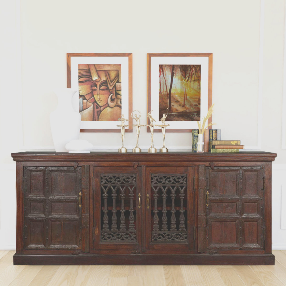 Extra Wide Buffet Cabinet