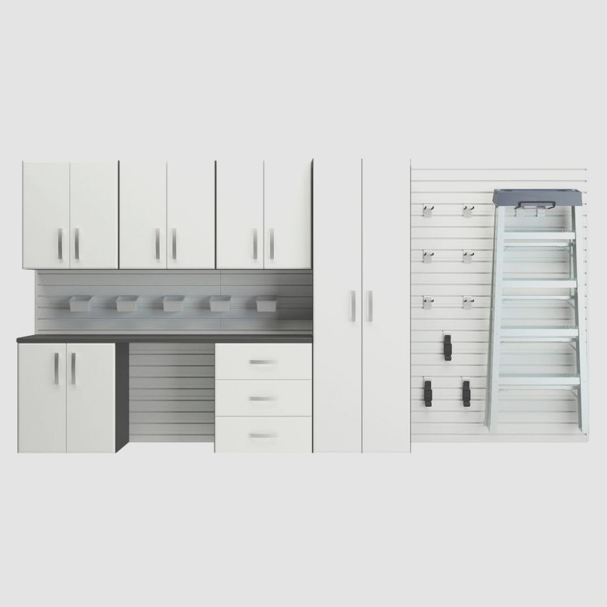 Flow Wall 1 Piece Cabinet Set