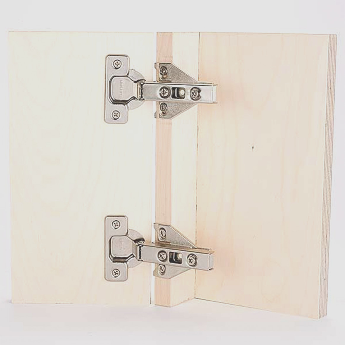 Full Overlay Hinges for Face Frame Cabinets