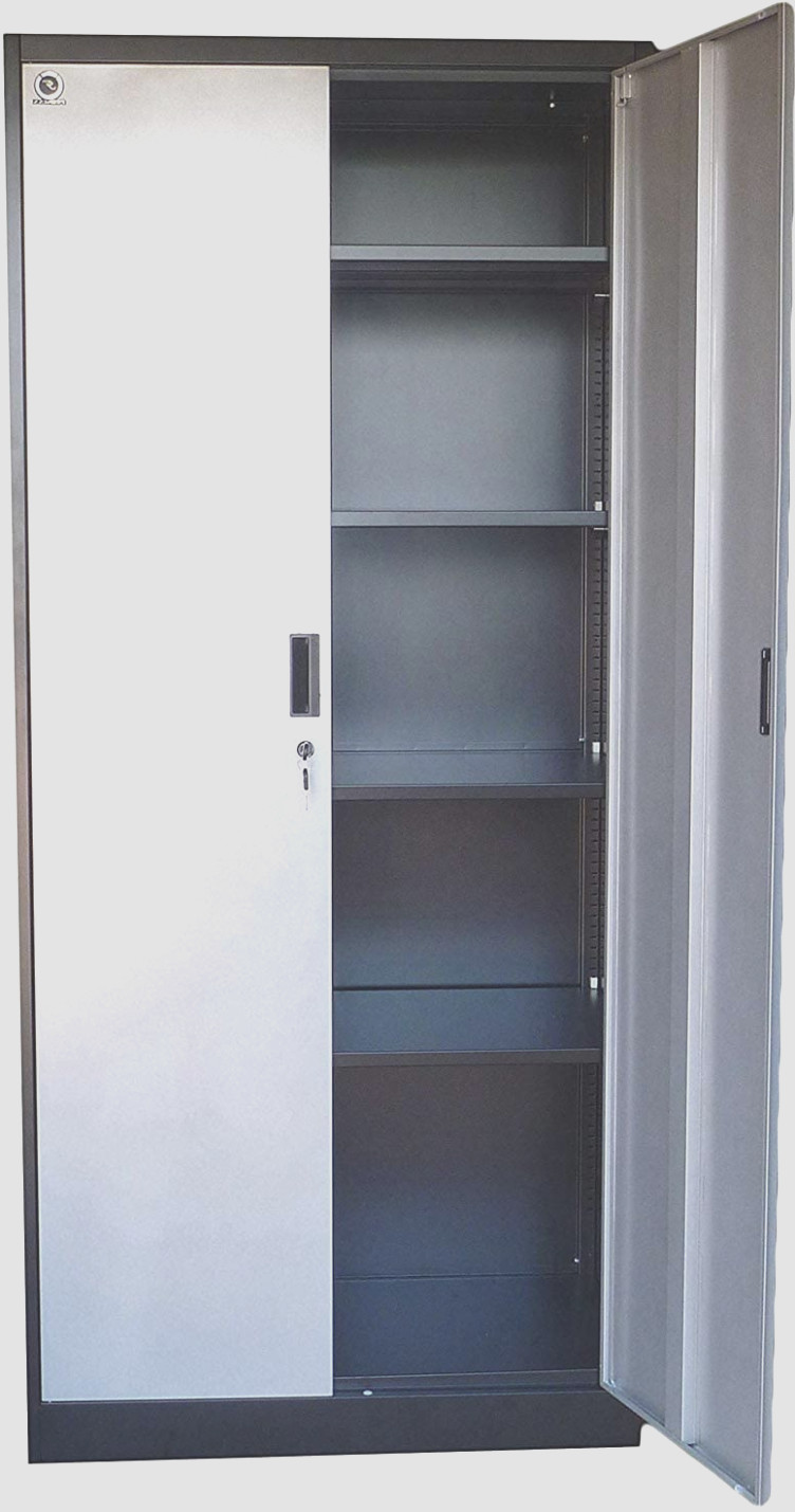 Lockable Metal Storage Cabinet