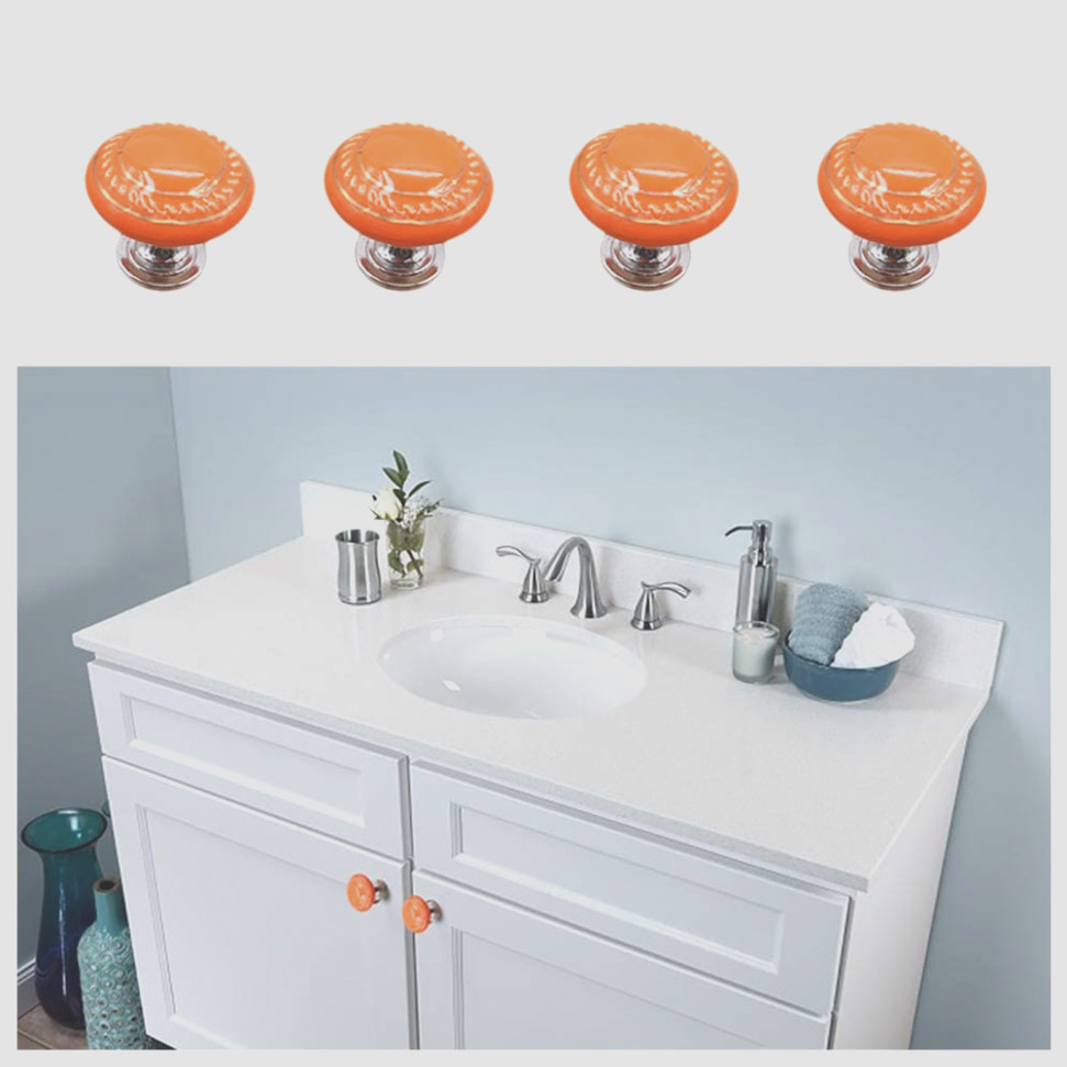 Peel and Stick Cabinet Knobs