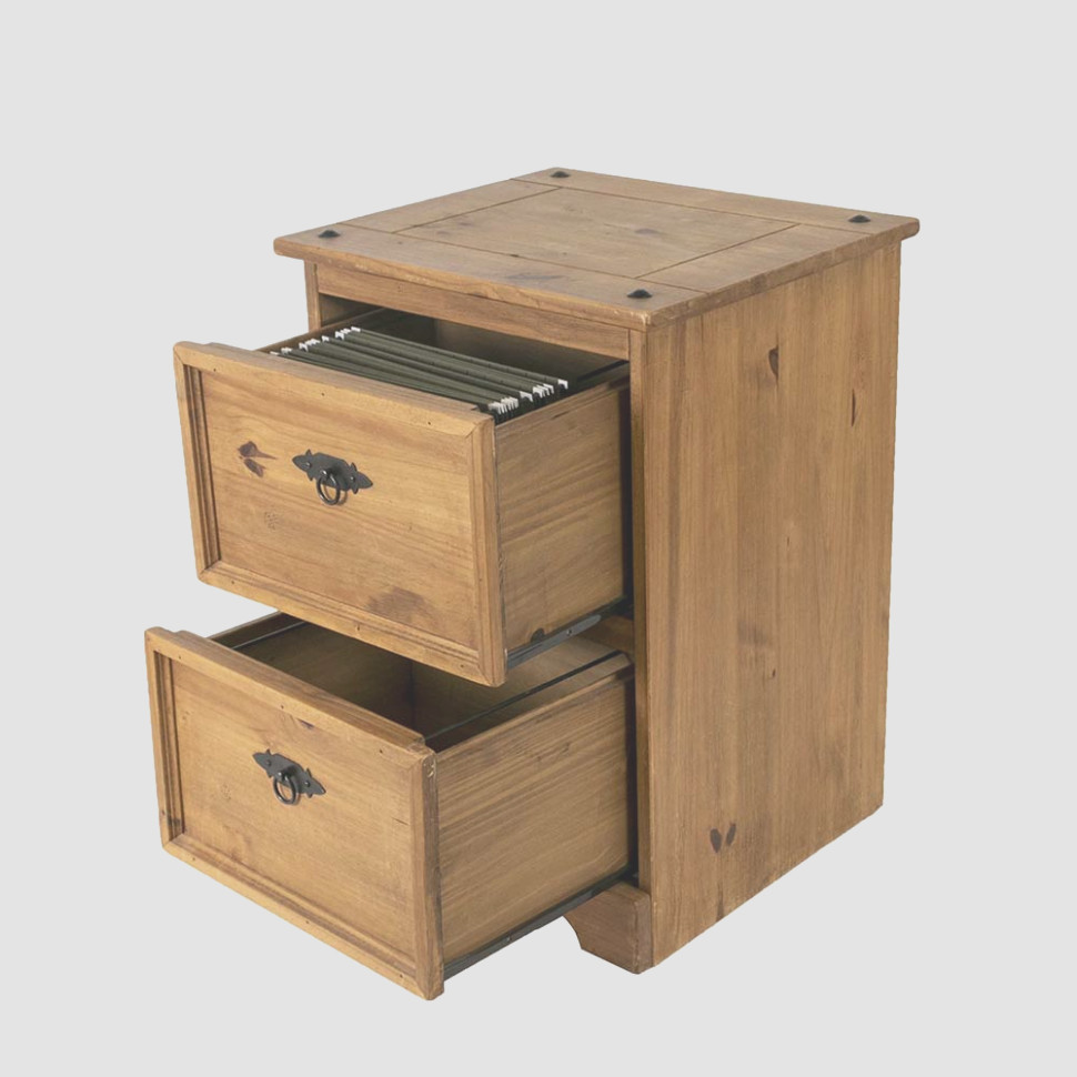 Pier One File Cabinet