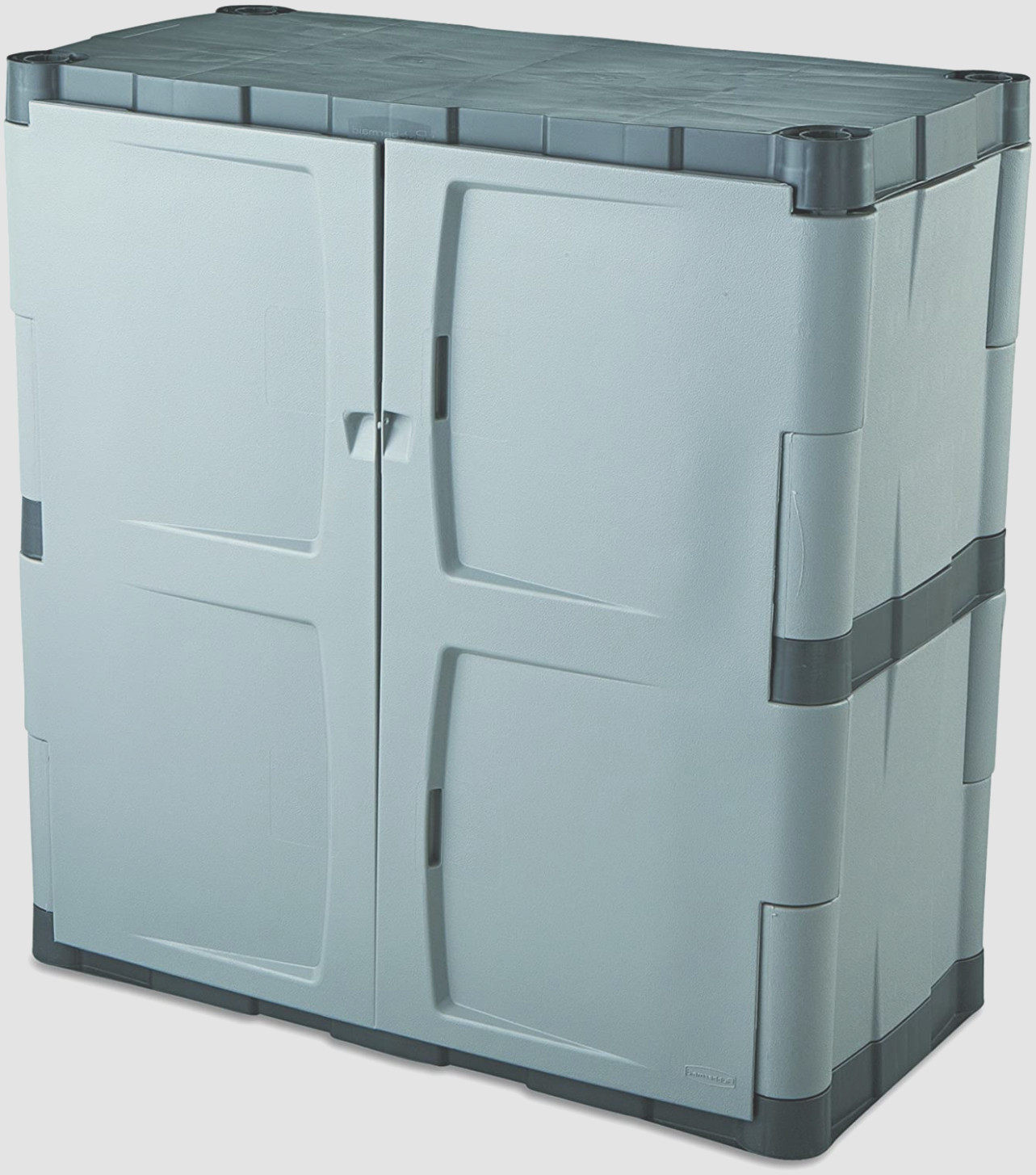 Rubbermaid Plastic Storage Cabinet