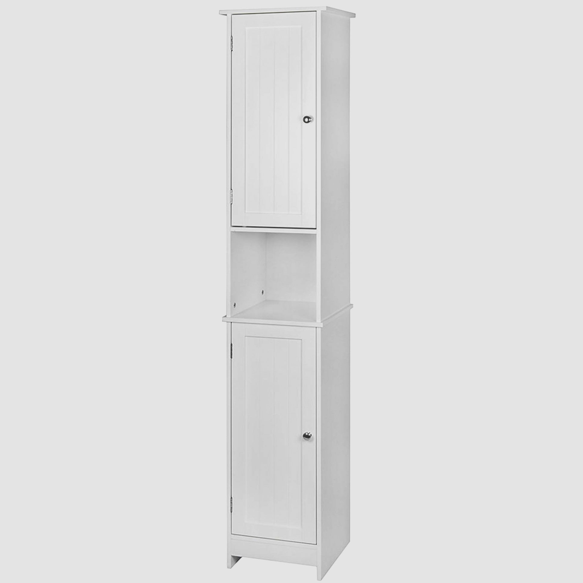 Tall Bathroom Cabinet With Doors