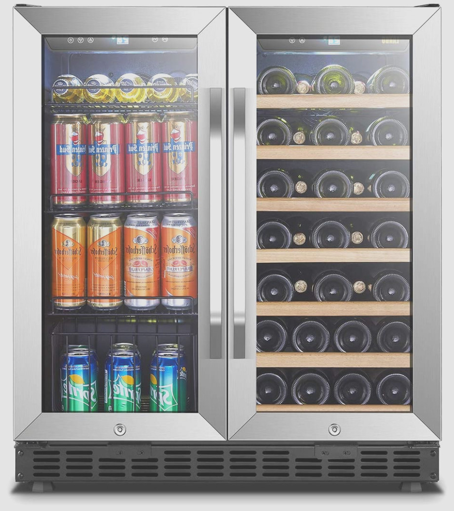 Under Cabinet Wine Cooler Fridge