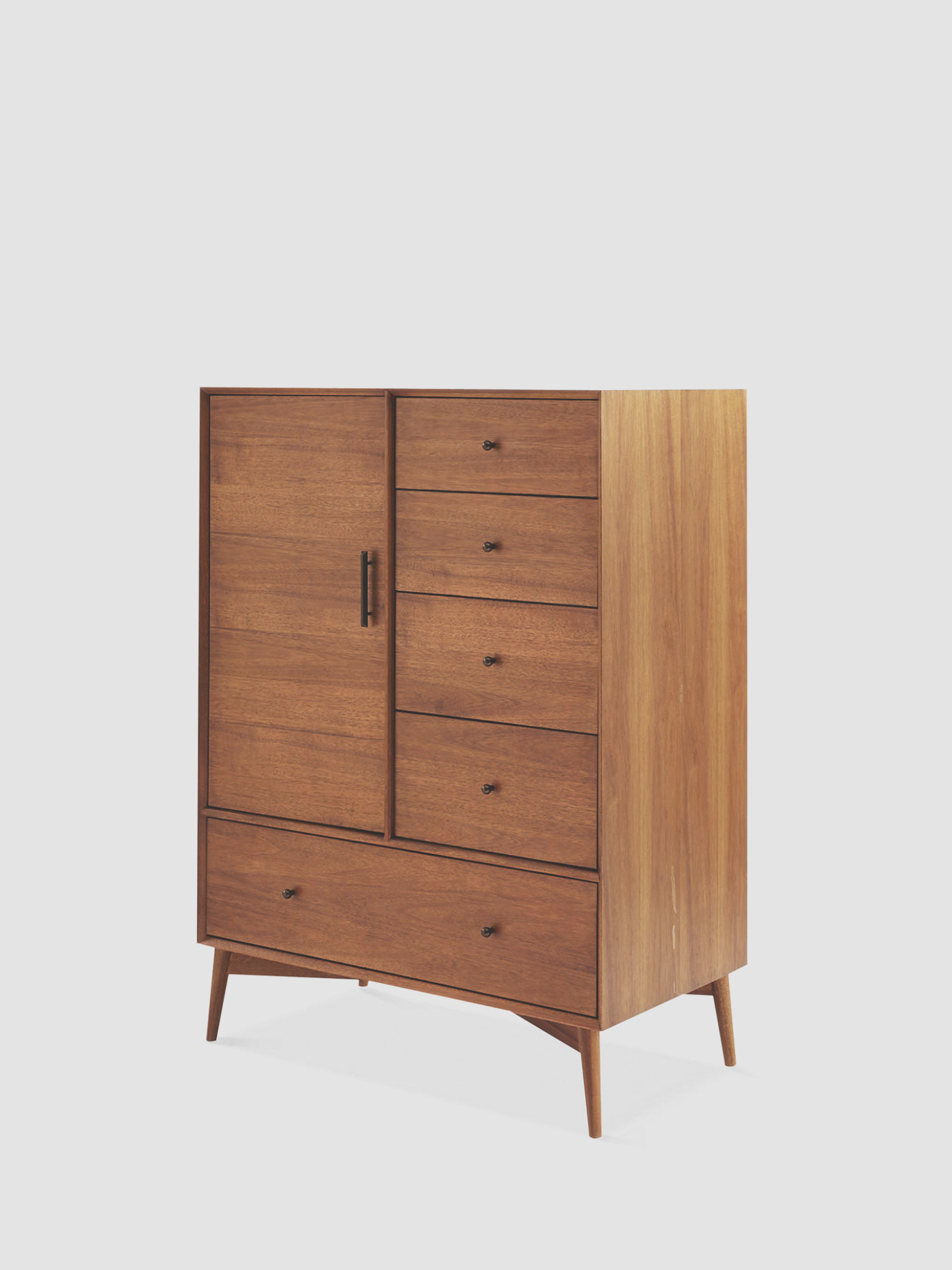 West Elm Accent Cabinet