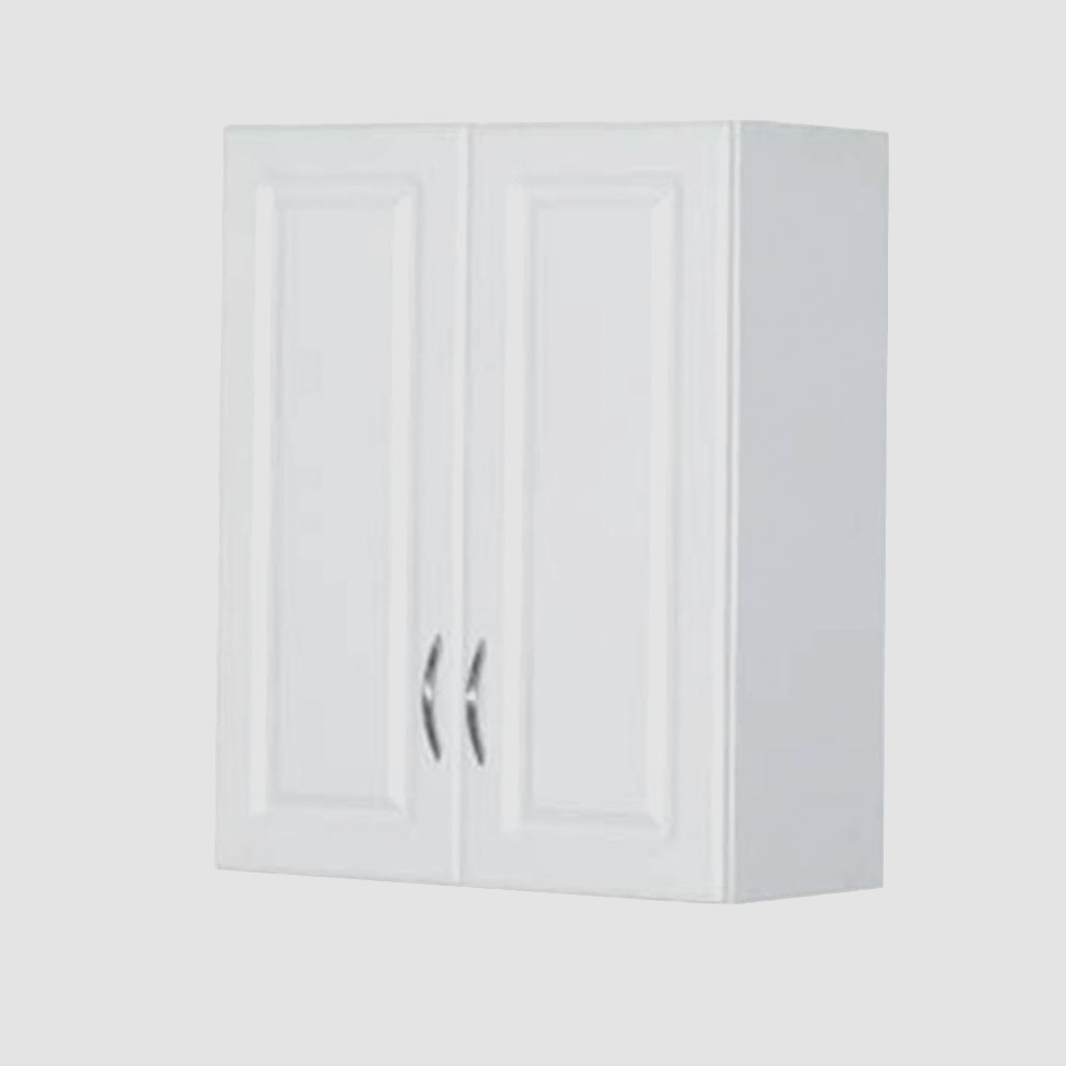 White Wall Mounted Storage Cabinets