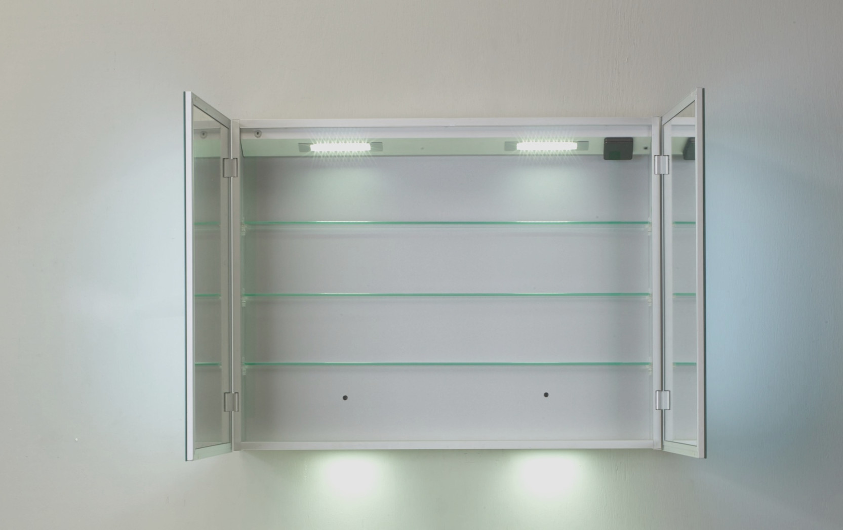 1 Inch Medicine Cabinet With Lights