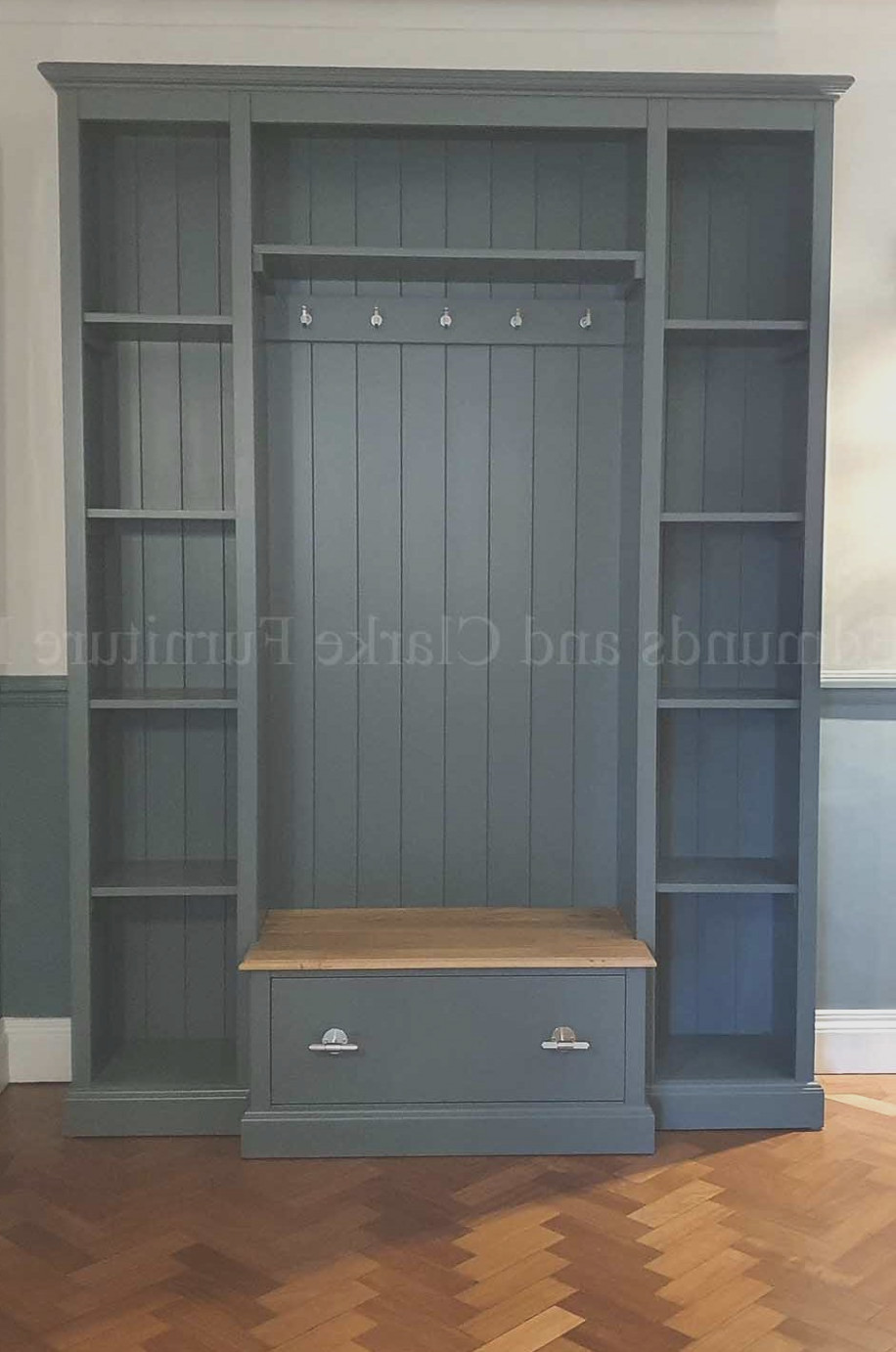 Hallway Cabinet With Drawers