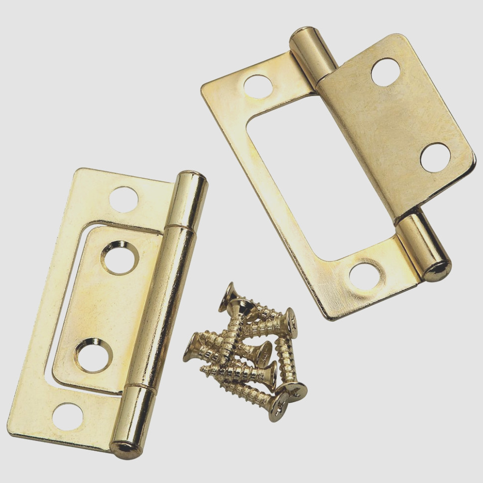 Non Mortise Hinges Cabinet