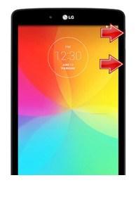 LG V480 G Pad 8.0