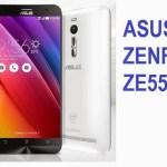 How to Reset Asus Zenfone 2 ZE550ML