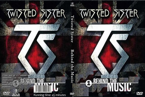 Twisted Sister Behind the Music