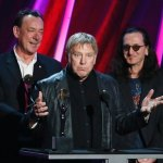 """Rock and Roll Hall Of Fame:  Why Geddy Lee Wanted to """"Kill"""" Alex Lifeson During Rush's Induction Ceremony"""