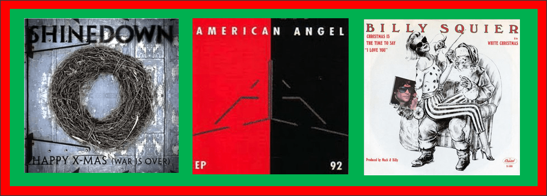 shinedown american angel billy squier - Billy Squier Christmas Song