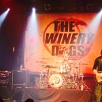 The Winery Dogs ROCK The Chance on Final U.S. Tour Date