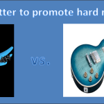 Twitter vs. Facebook:  The One BIG Mistake That Hard Rock Artists Make When Leveraging Social Media