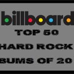 Billboard Top 50 Hard Rock Albums of 2014