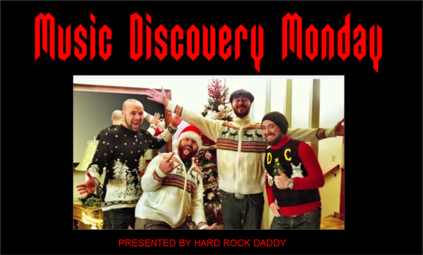 Music Discovery Monday - 12-15-14 - Hard Rock Daddy