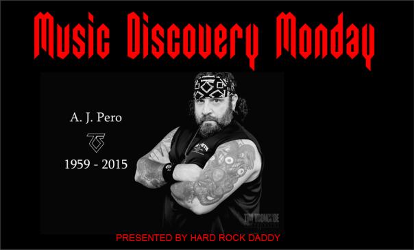 A.J. Pero Music Discovery Monday