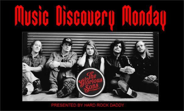Music Discovery Monday - The Glorious Sons