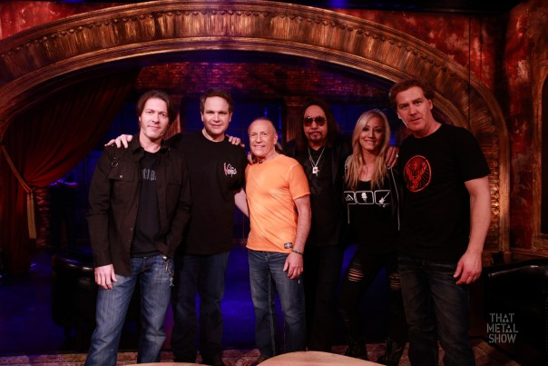 That Metal Show - Season 14, Episode 10, Ace Frehley, Mark Farner, Nita Strauss