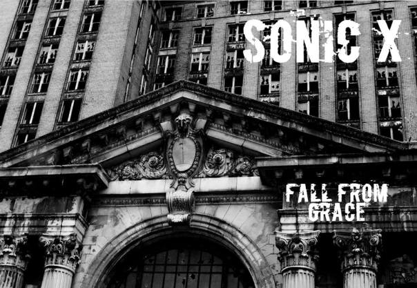 Sonic X Fall From Grace EP