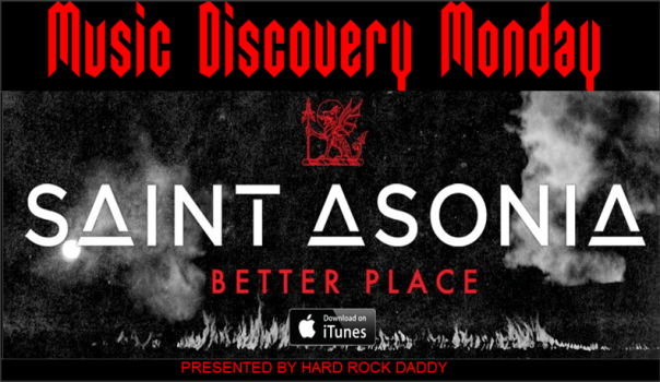 Music Discovery Monday - Saint Asonia