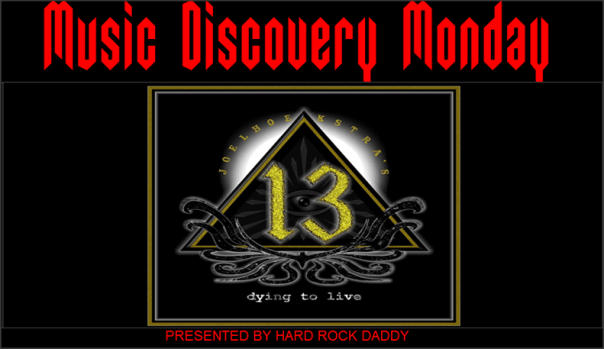 Music Discovery Monday - Joel Hoekstra's 13