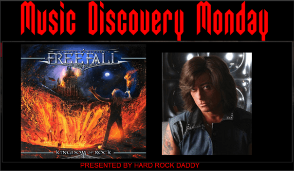 Music Discovery Monday - Joe Lynn Turner - Magnus Karlsson's Free Fall