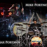 Generations Of Rock:  Mike and Max Portnoy – Bonded by Drumming