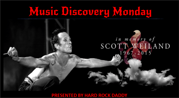 Music Discovery Monday - Scott Weiland