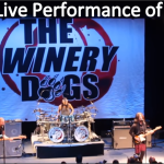 """The Winery Dogs """"Double Down"""" as the Top Live Performance of 2015"""