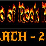 Inferno of Rock Report – MARCH 2016