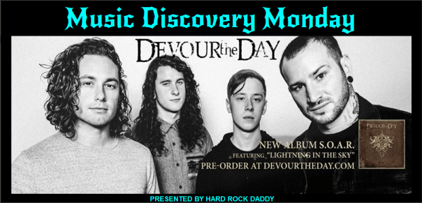Music Discovery Monday - Devour The Day